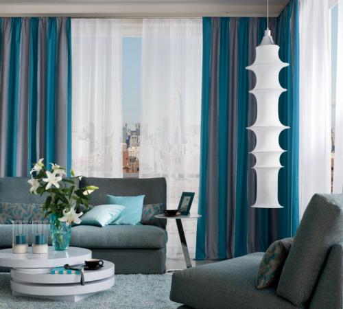 cortinas para casa modernas masias rurales On cortinas para casas modernas