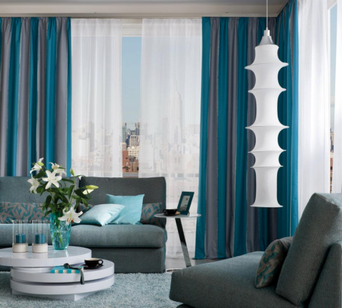 cortinas para casa modernas masias rurales